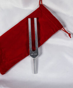 "Tuning Fork – ""Unweighted"" (528 Hz.)-(with blue bag)"