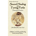 Sound Healing with Tuning Forks DVD