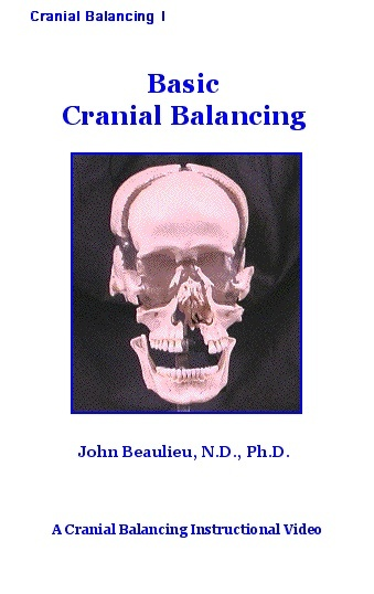 Basic Cranial Balancing (Digital Download)