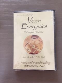 Voice Energetics DVD