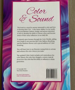 Color and Sound Book