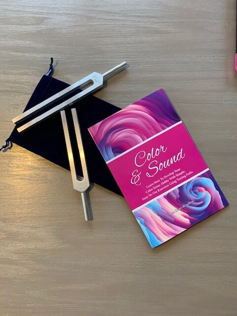 Color and Sound Book with Body Tuners