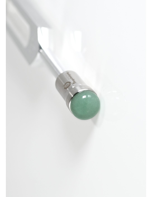 Green Aventurine (15mm gem foot)