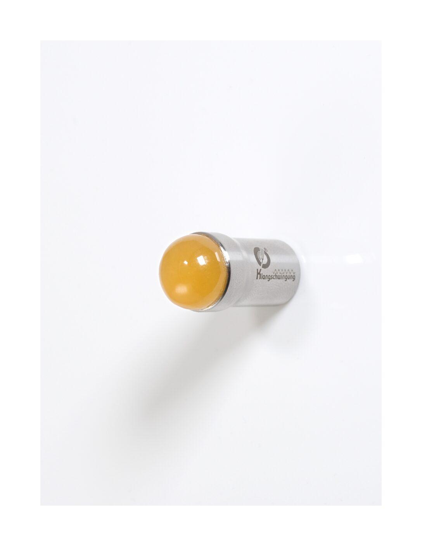Orange Calcite (15mm gem foot)